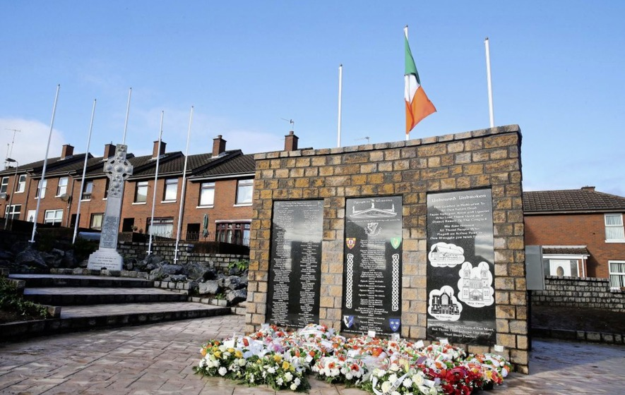Housing Executive gets rent from IRA memorial site in north Belfast