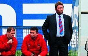 Defensive lapses are costing us says Ards boss Niall Currie
