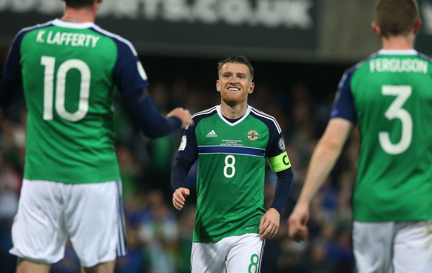 Live World Cup Qualifier: Northern Ireland vs Azerbaijan