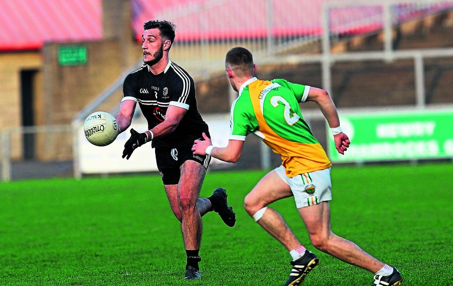 Big game experience can edge Kilcoo past Maghery