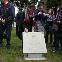 Plaques to Irish Victoria Cross recipients unveiled in Armistice Day ceremony