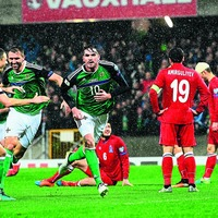 Northern Ireland thump Azerbaijan