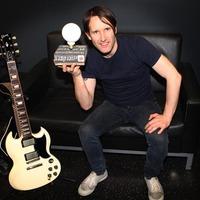 Downpatrick indie rockers Ash presented with award ahead of Belfast gig
