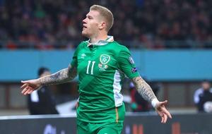 James McClean grabs winner for Republic of Ireland