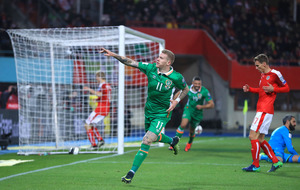 Roy Keane would have killed me if I had missed the target: James McClean