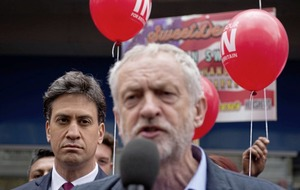 Ex-Labour leader Ed Miliband criticises Jeremy Corbyn over immigration policy