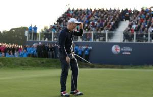 Alex Noren hails the best round of his life at Nedbank Golf Challenge