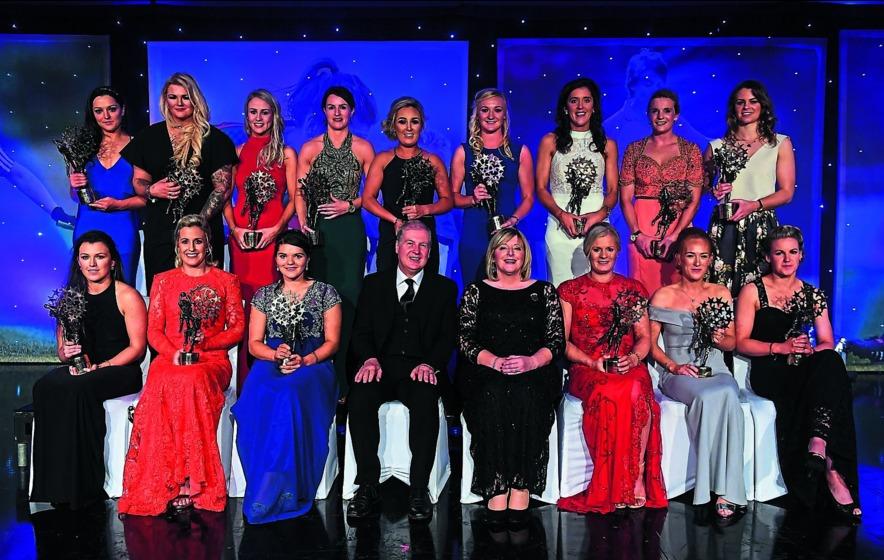 Monaghan duo Grainne McNally and Ciara McAnespie earn Allstar accolade