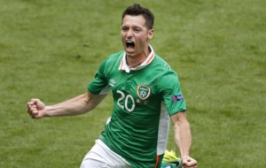 Robbie Brady hails Wes Hoolahan's role in victory over Austria