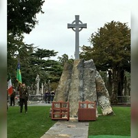 French tribute to 16th Irish Division war effort unveiled in Dublin