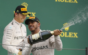Lewis Hamilton's Brazilian Grand Prix masterclass brings race down to wire