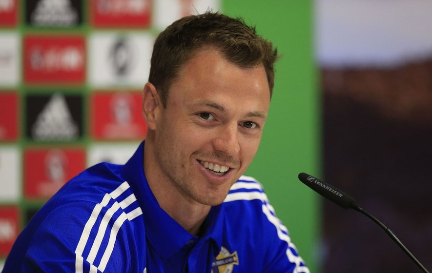 Jonny Evans says hard work is still to come for Northern Ireland