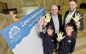 Schools and youth groups take part in Anti-Bullying Week