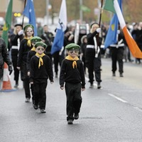 Children's Commissioner criticises involvement of children in IRA commemoration parade