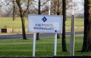 Maghaberry dirty protest cost taxpayers almost £270,000
