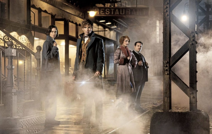 Fantastic Beasts and Where To Find Them a surprisingly bleak crowd-pleasing doozy