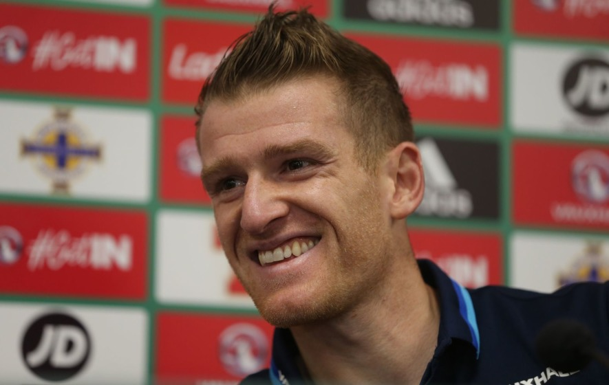 Northern Ireland's Steven Davis aiming to finish 2016 on a high against Croatia