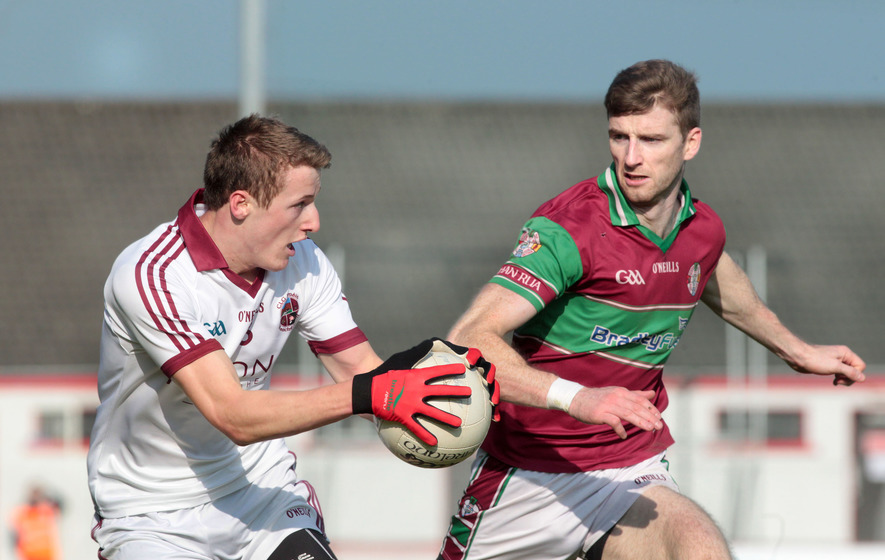 Mickey Moran's virtues driving Slaughtneil forward - Brendan Rogers