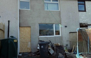Pet dog saves family of four in house blaze in Dundonald