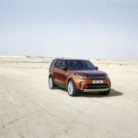 Loud and proud launch for new Land Rover Discovery