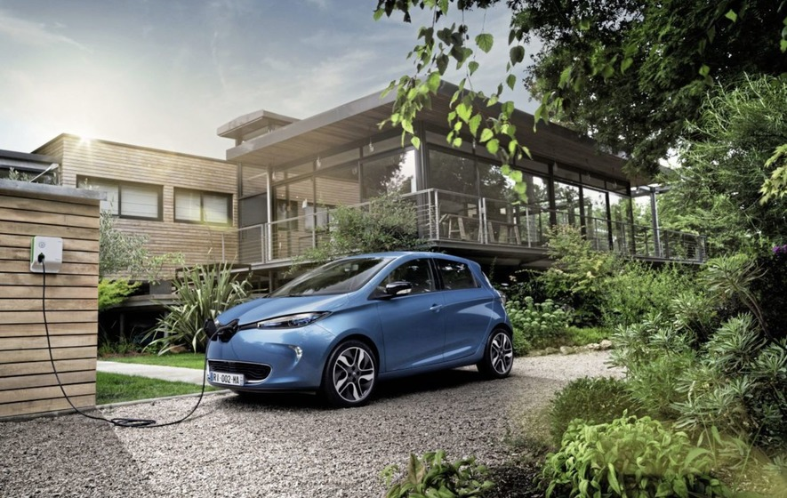 Electric Car Charges Ireland