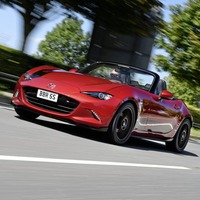 More oomph for Mazda's brilliant MX-5