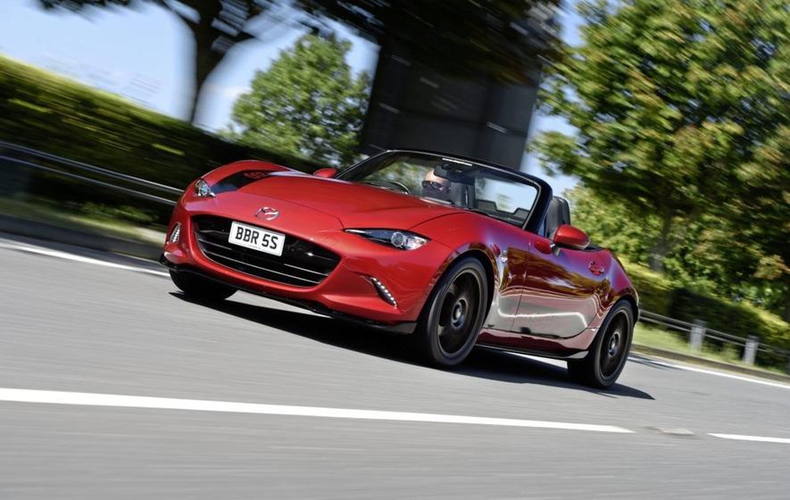 More oomph for Mazda's brilliant MX-5