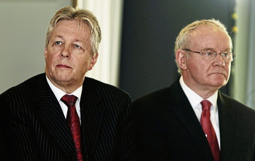 Peter Robinson says he is not 'answerable' to Dáil probe into sale of Nama's assets