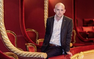 Final curtain call for Northern Ireland Opera's Oliver Mears