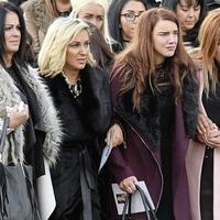 Video: Funeral of Belfast crash victim Kevin Kearney (27) takes place