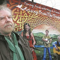 Songman Tommy Sands brings his ballad to Bangor