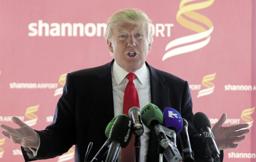 James Brokenshire 'positive' about Donald Trump bringing closer US economic ties