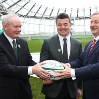 Video: Liam Neeson on why Ireland should host the Rugby World Cup 2023