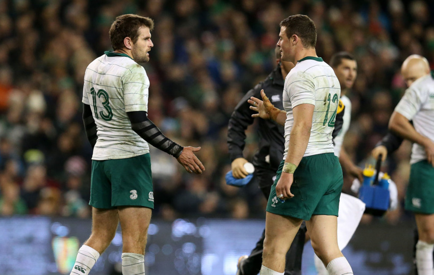 Jared Payne hails growing influence of centre partner Robbie Henshaw