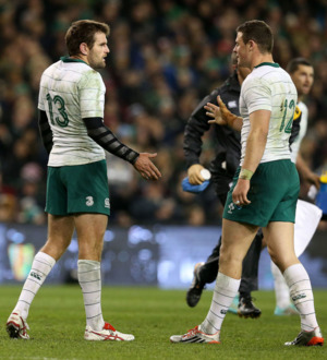 Video: Joe Schmidt: Injuries are major test of Ireland's squad strength