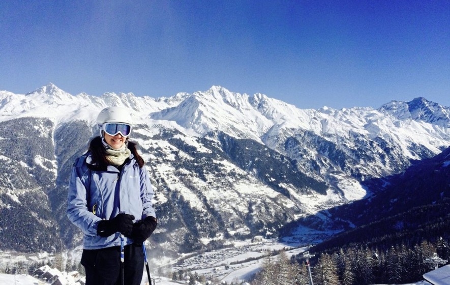 Verbier, where Switzerland's slopes cater for celebs and plebs