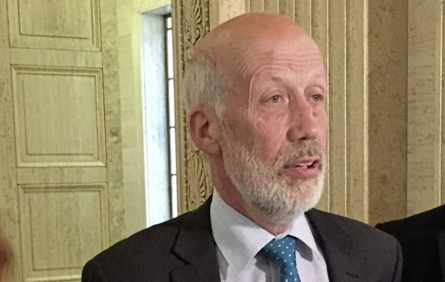 David Ford seeking clarity over funds to tackle paramilitarism