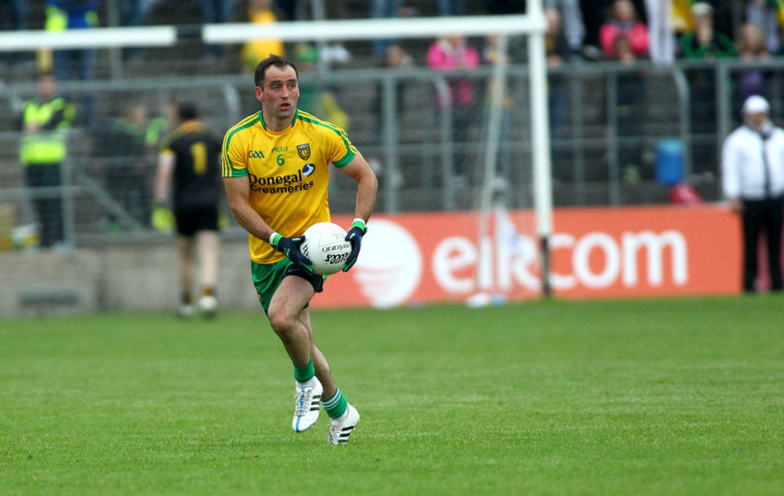 Karl Lacey commits to Donegal for 2017