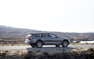 Off-road estate elegance from Volvo and Mercedes-Benz