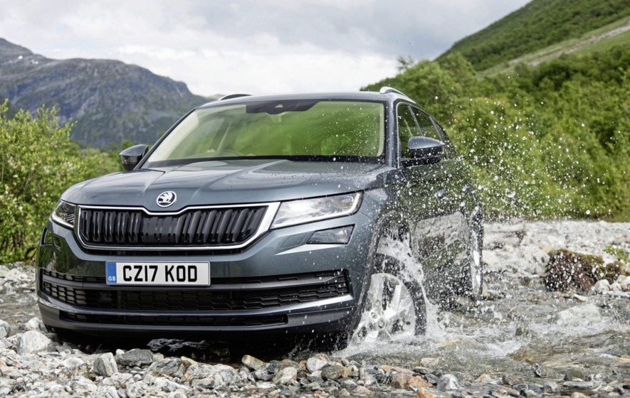 Seven-seat Skoda SUV big on space and value