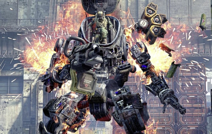 Titanfall 2 goes it alone while Dead Rising is a triple stack of undead craic