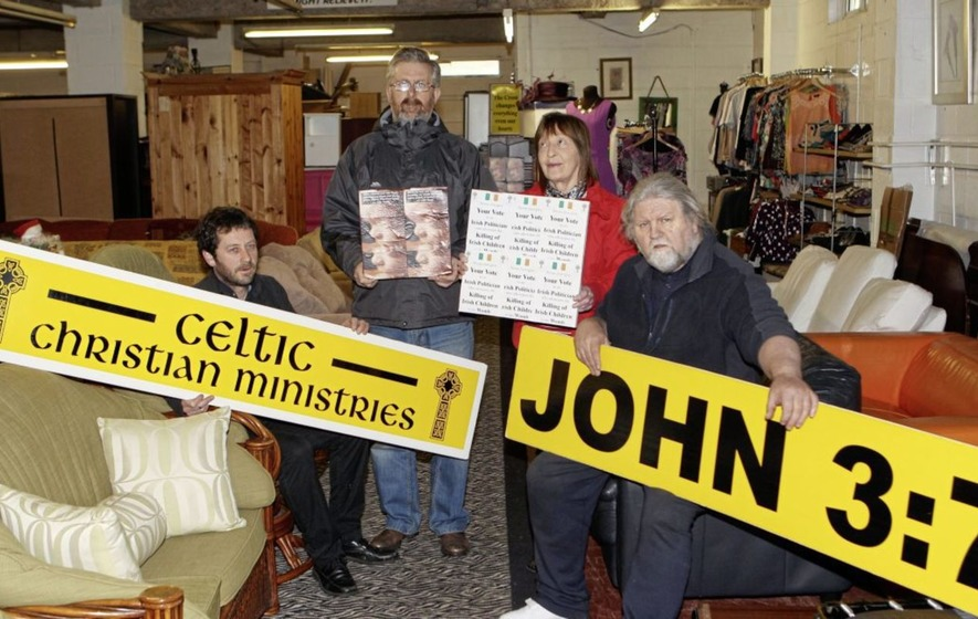 Protestants to attend republican anti-abortion meeting