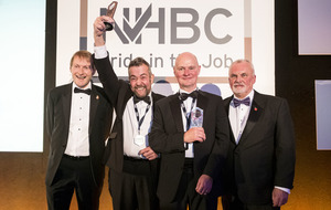 NHBC awards builders for contribution to high quality homes in Northern Ireland