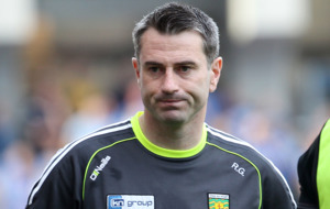 Michael Murphy won't feature for Jordanstown in Sigerson Cup