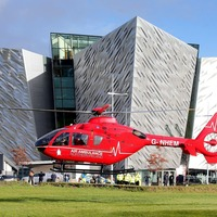 Former Maze prison site could house air ambulance service
