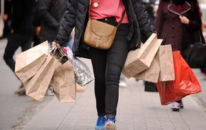 Christmas shopping can be as stressful as running a marathon, researchers warn