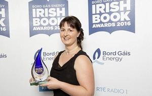 Another award for Co Armagh writer Orla McAlinden