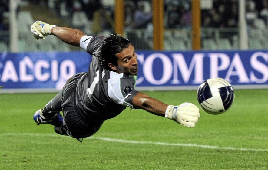 Neil Loughran: Gianluigi Buffon the type of hero who touches a generation