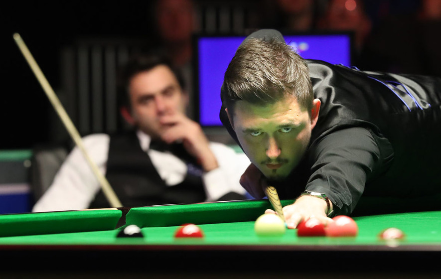 Hopes of home win increase as Ronnie O'Sullivan crashes out
