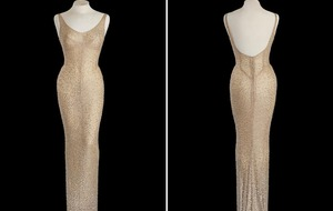 Marilyn Monroe's 'Happy Birthday Mr President' dress sells for $4.8 million